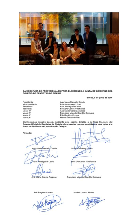 Candidatura a Junta del CODBI 2018, Dra Agurtzane Meruelo (2)
